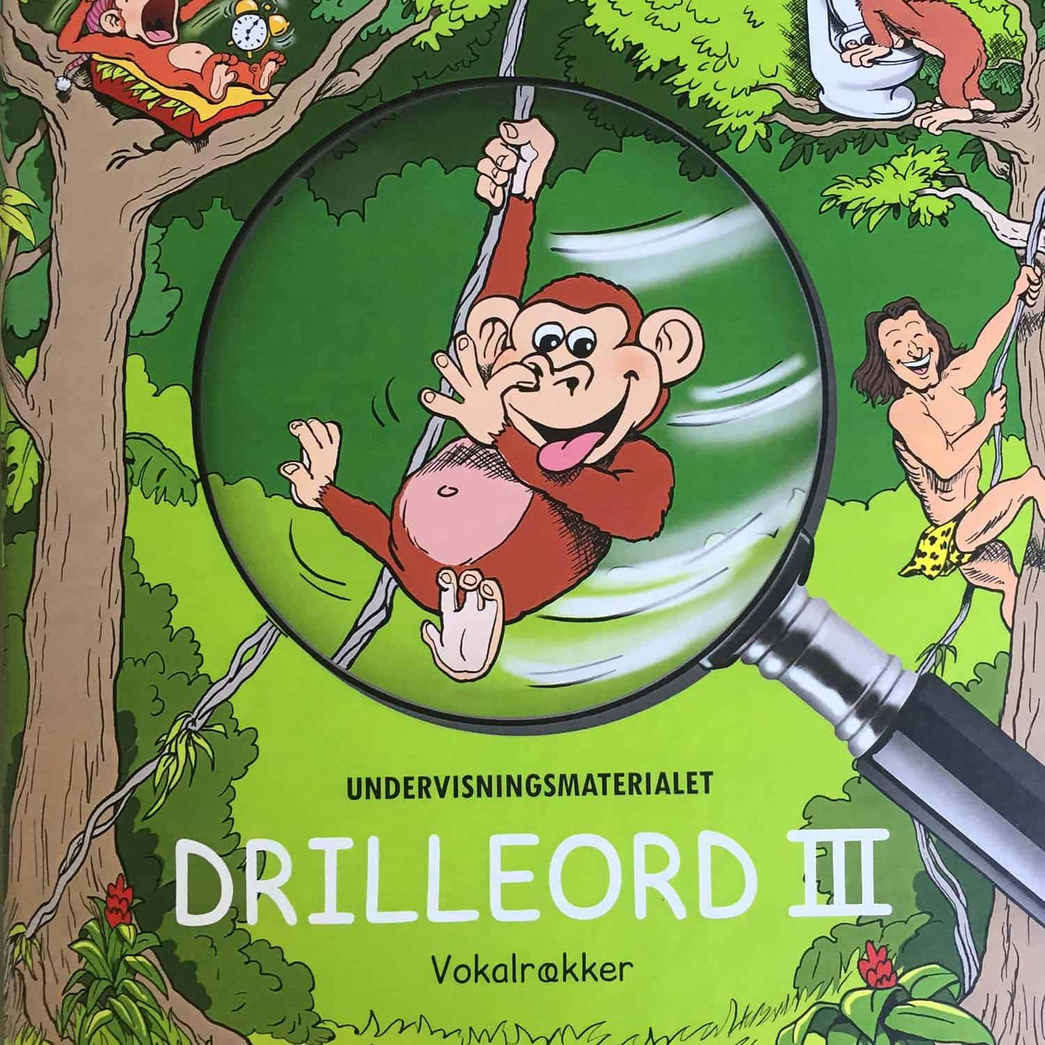 Drilleord 3
